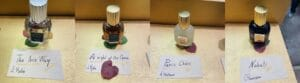 Afeophile and Stella perfumes