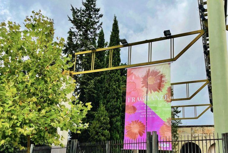 Pitti Fragranze entrance