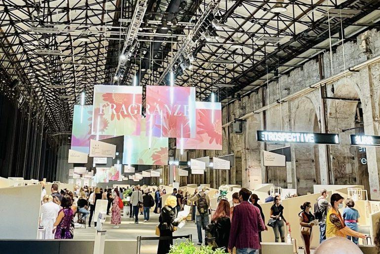 Pitti Fragranze 2021 Entrance