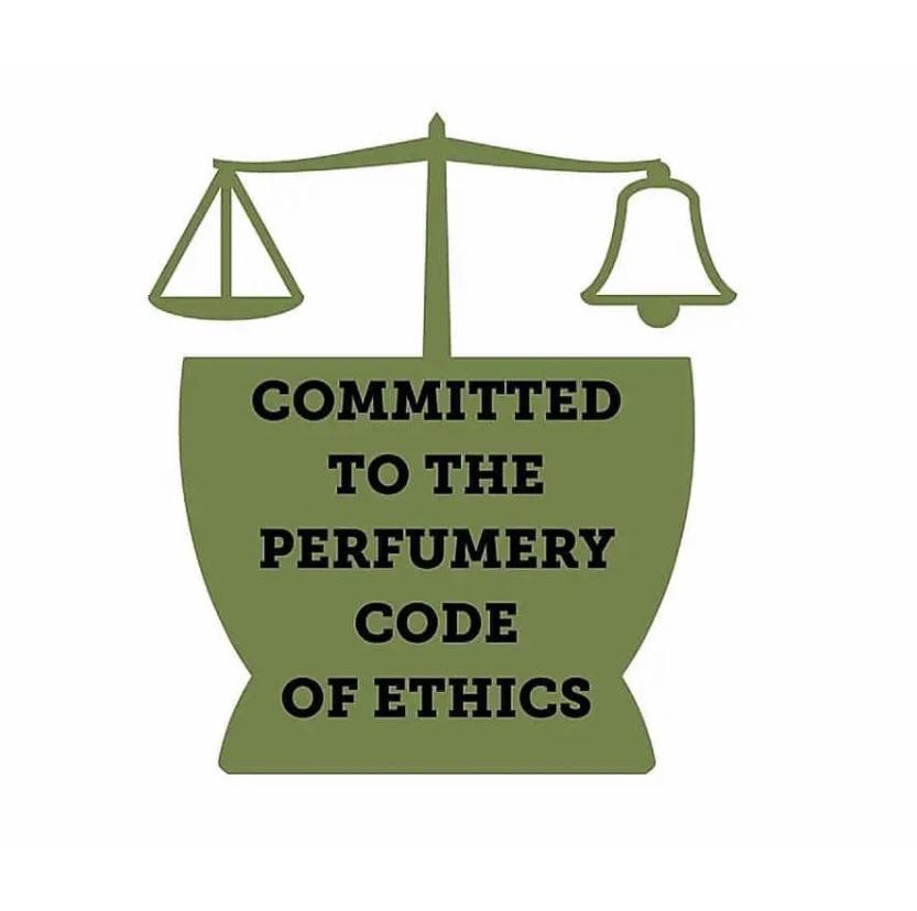 Perfumery Code of Ethics Celadon Shield
